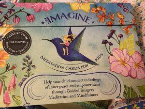 Imagine: Meditation Cards for Kids