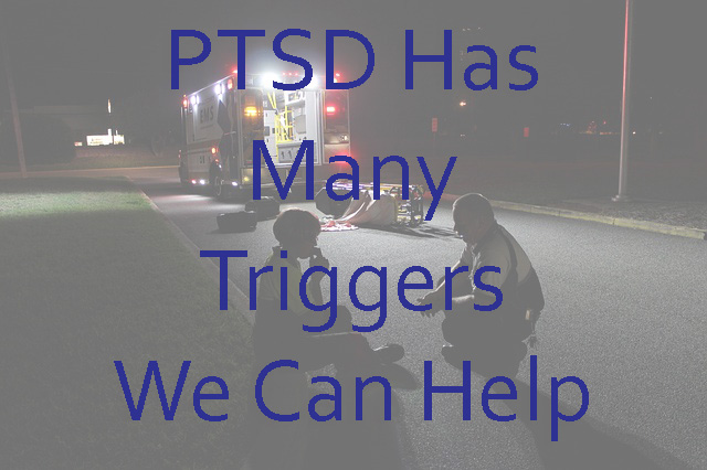 PTSD from a car accident