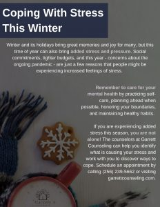 Winter Toolkit - Stress