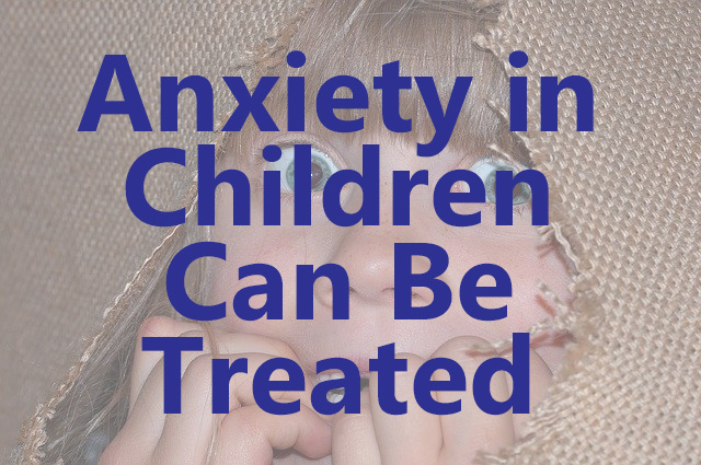 pediatric anxiety counseling Huntsville