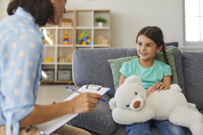 pediatric counseling center