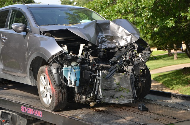 trauma therapy after car accident