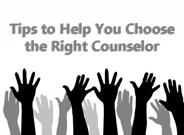 choosing a counselor