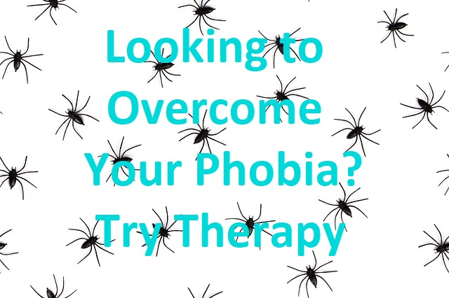 consider therapy for phobia you have