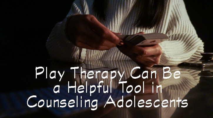 adolescent play therapy