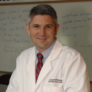David W. Pittman, Ph.D.