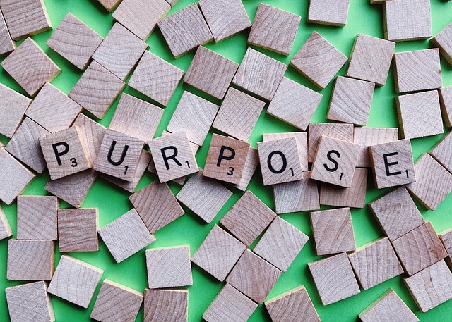 finding your purpose helps with mental health