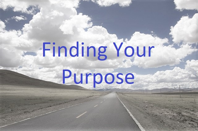 finding purpose is a journey